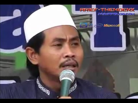Ceramah Pengajian Lucu dari KH. Anwar Zahid di  Bulan Suci Ramadhan 2015