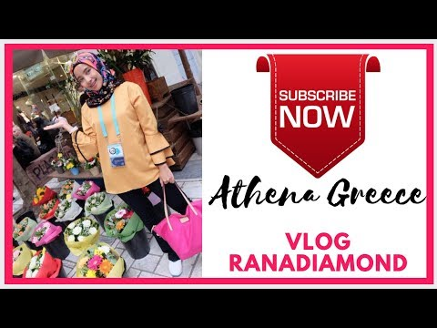 Gold Conference Cruise Oriflame AnnaRio Athens