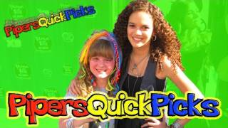 MADISON PETTIS Twitter & Interview at the PHINEAS AND FERB World Premiere w PIPER REESE (PQP #072)