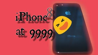 Unboxing iPhone 8 Indonesia clone # 9999✓ 