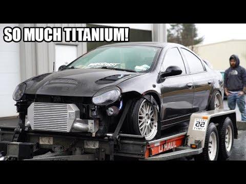 PICKING UP A 500HP SRT-4?!?