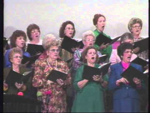 Landmark Choir We Shall All Be Changed