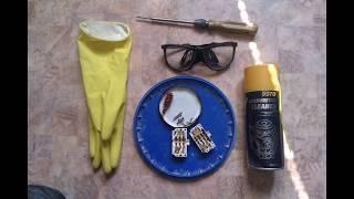ремонт: переключатель для плиты EGO T150 (для Electrolux EHI 341X, AEG)