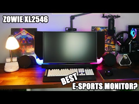 BenQ ZOWIE XL2546 Review: The BEST Monitor for e-Sports?