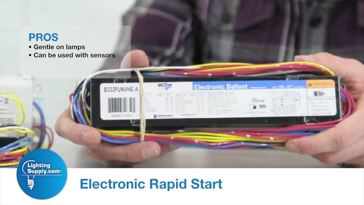 programmed start ballast wiring diagram [ 1280 x 720 Pixel ]