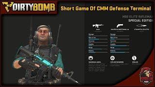 CMM Terminal Defense - BroHammer M92 GhostClip Edition