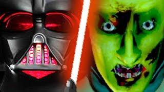 Darth Vader Brutally Murders Cloud City - STAR WARS GAME [Jedi Knight]