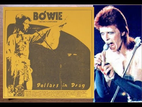BOWIE ~ DOLLARS IN DRAG ~ FULL BOOTLEG VINYL RIP