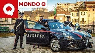 I Segreti Dell'alfa Romeo Giulietta Dei Carabinieri | Quattroruote