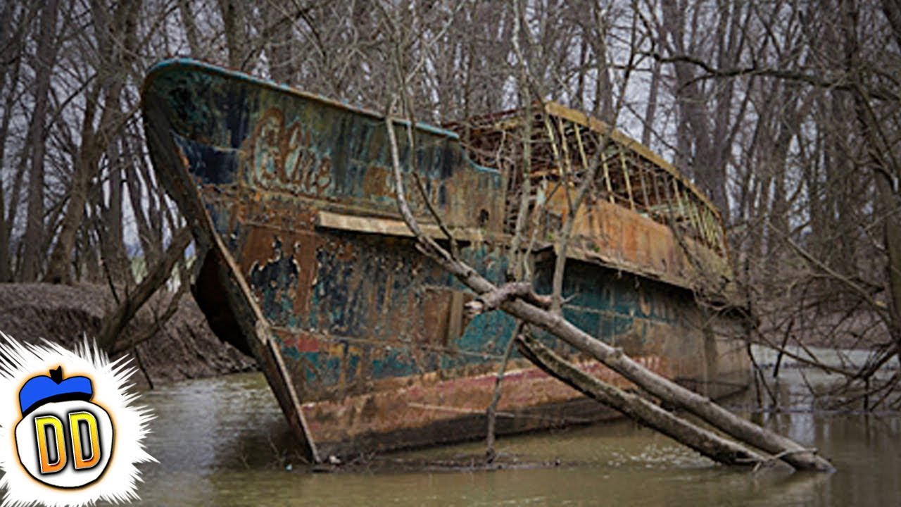 15 real life ghost ships youtube