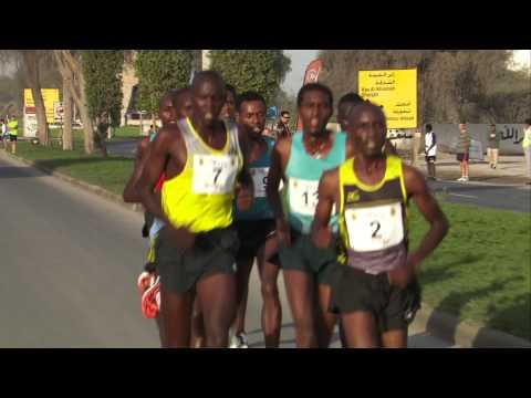 RAK Half Marathon 2014 - 52 Min