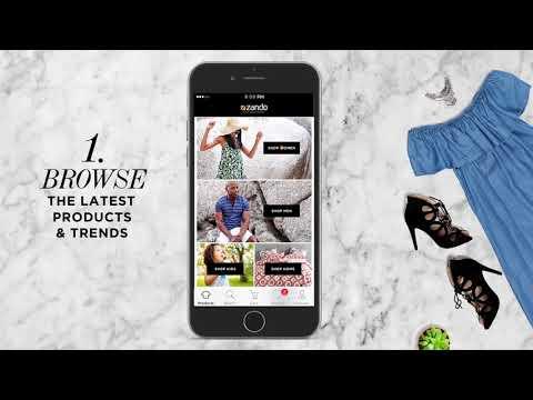 Online Shopping - Fashion - Zando – Aplikácie v službe Google Play dbf8f8a68e3