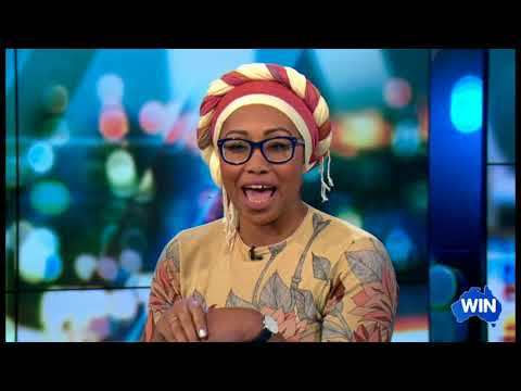 Yassmin Abdel-Magied, on The Project, 22/11/2017