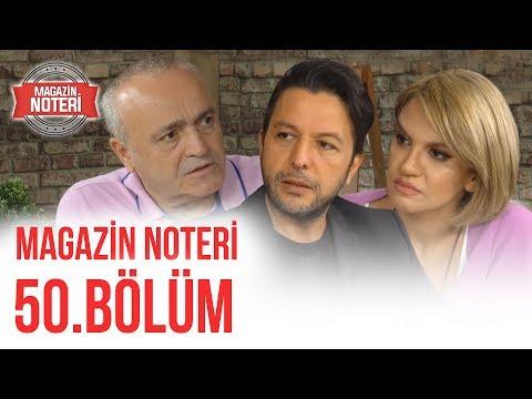 Magazin Noteri 50. Bölüm | Konuk: Nihat Doğan 5 Eylül 2019