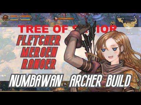 1 Archer Build  Fletcher Mergen Ranger