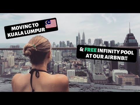 CHIANG MAI to KUALA LUMPUR | First time in MALAYSIA