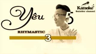Karaoke - Yêu 5