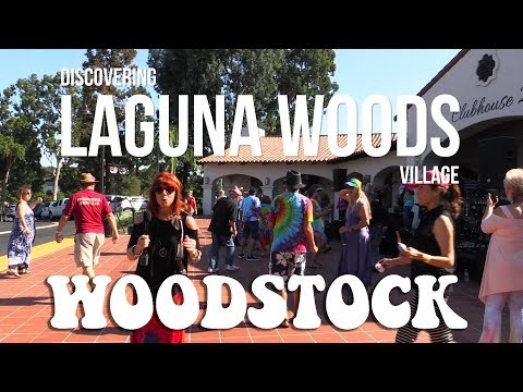 Discovering Laguna Woods | Woodstock | Sept. 2017