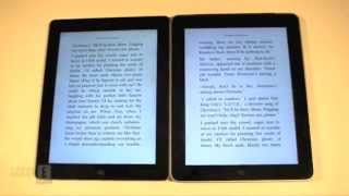 iPad 3 eBook Reading Comparison