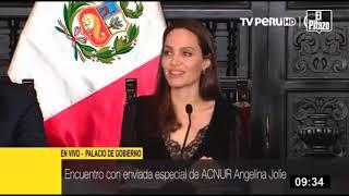 """Angelina Jolie sobre Venezuela: """"Debemos reconocer que esta crisis era previsible y evitable"""""""