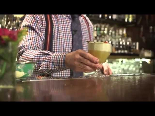 Cocktail Guide: Freedom Sour - The Wild Geese® Irish Whiskey