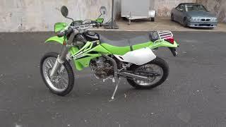 2006 Kawasaki KLX250