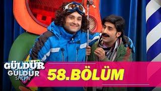Güldür Güldür Show 58.Bölüm (Tek Parça Full HD)