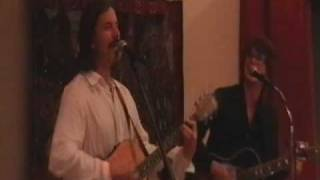 "Charlie Phillips and Jim Boggia sing the Beatles ""Nowhere Man"""