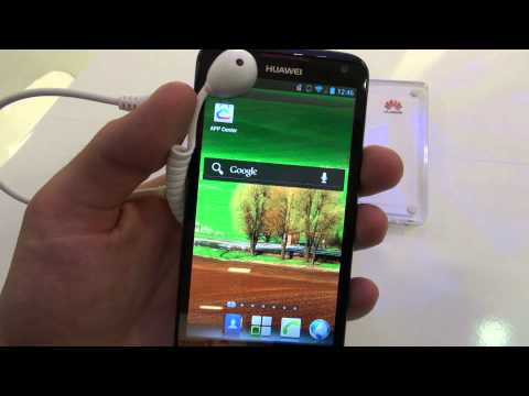 Huawei Ascend D1 Quad XL, prise en main à l'IFA 2012 - par Test-Mobile.fr
