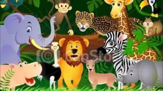 Tief in Afrika - Mini Disco 2012