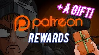 News, Dork Souls 3 Patreon Rewards...and a free GIFT!