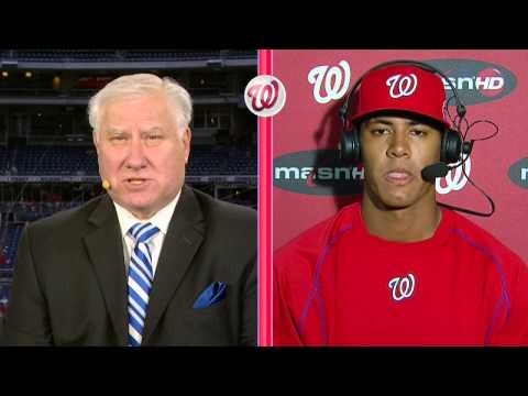 Joe Ross talks about his approach to pitching