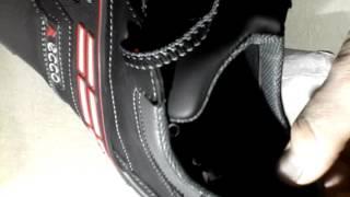 Видеообзор харьковских экко, кожаные кроссовки