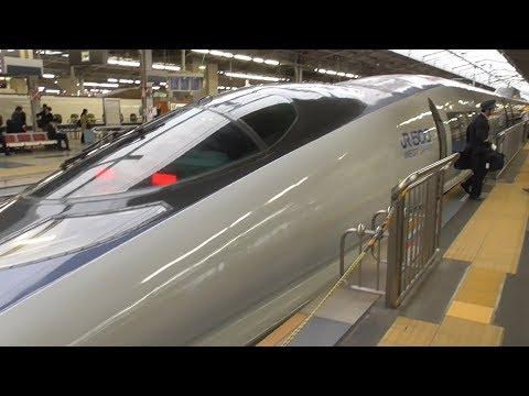 迷列車関西旅13かっこよすぎる500系新幹線に貸切状態で乗車【鉄道旅ゆっくり実況】