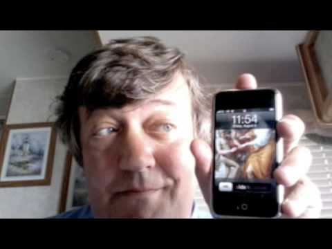 Stephen Fry Answers Question About Copyright