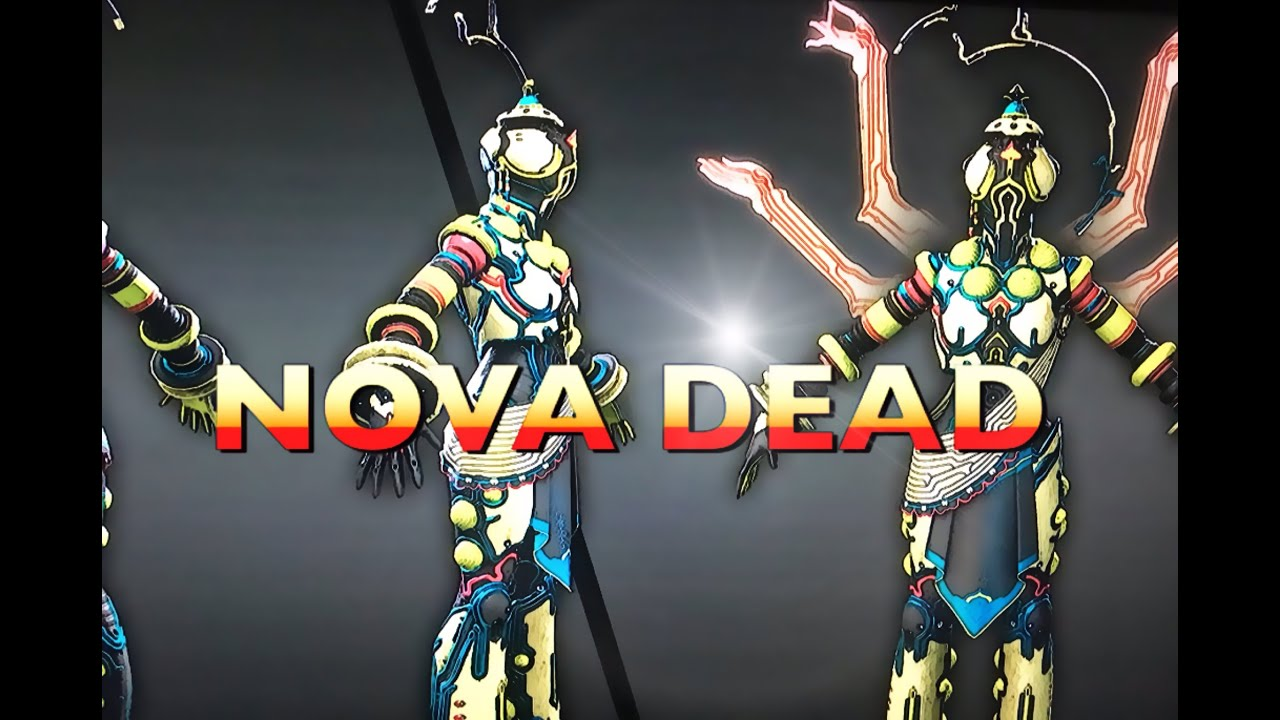 Warframe R I P Nova Prime Delux Skin Youtube The nova asuri skin is available for individual purchase for ‍165, or as part of the nova asuri collection for ‍225. warframe r i p nova prime delux skin