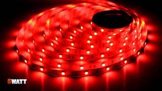 Светодиодная лента RGB 5050 30 обзор и спецификация(, 2014-03-29T10:36:14.000Z)