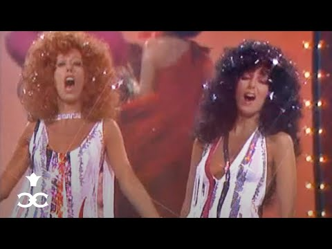 Cher & Carol Burnett - Solid Silver Platform Shoes (Live on The Carol Burnett Show, 1975)