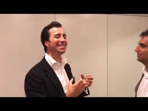 Marcus Kutrzeba-CEO Kpunkt Training GmbH am 12.04.2017 live @ Wirtschaftsclub Zug