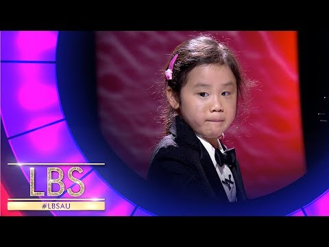 Anke The Amazing 6 Year Old Piano Virtuoso | Little Big Shot