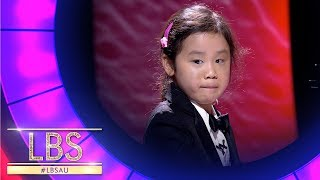 Anke The Amazing 6 Year Old Piano Virtuoso | Little Big Shots Australia