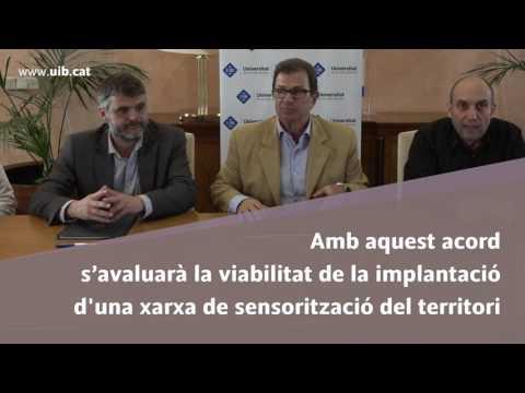 La Universitat de les Illes Balears i la innovació caminen juntes