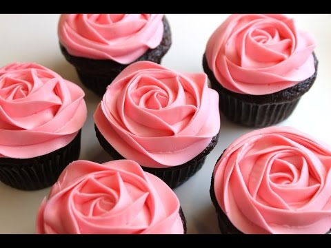 What To Do With Pink Frosted Cup Cakes