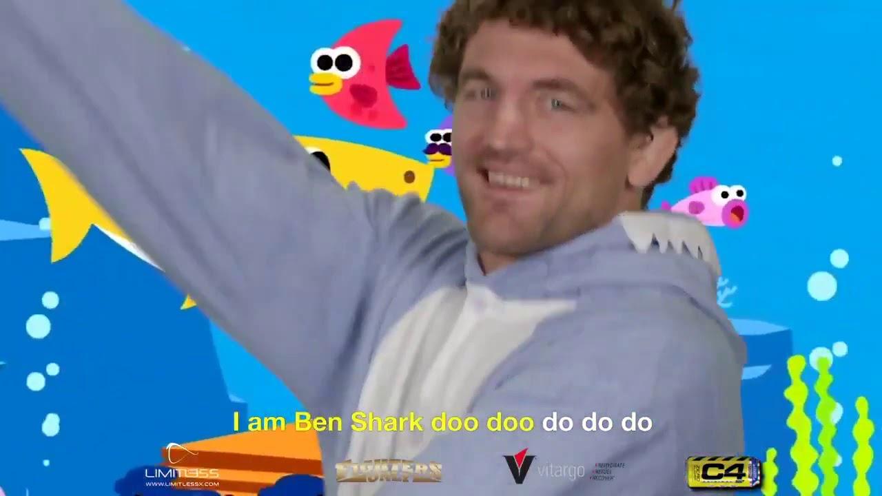 Ben Askren Baby Shark channel promo - Official - YouTube