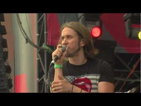 Viza Live - Fork in the Road & Carnivalia @ Sziget 2012