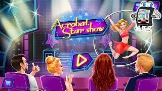 STAR AKROBATIK SHOW App deutsch | Krasse Stunts auf der Bühne - Kann Nina die Jury überzeugen?