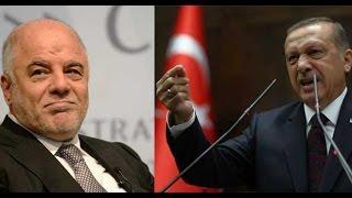 شاهد معركة هوائه بين تركي وعراقي تشتعل بسبب تصريحات أردوغان والعبادي  - آخر الأسبوع