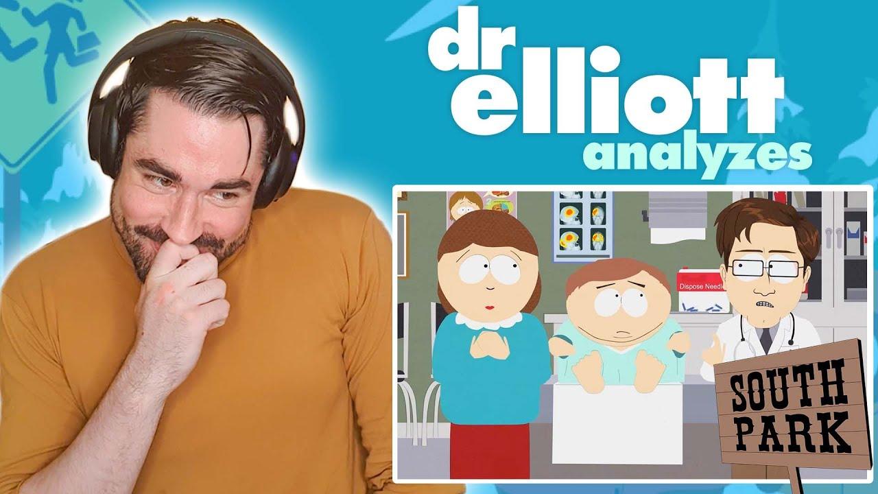 Doctor REACTS to SOUTH PARK   Psychiatrist Analyzes Tics & Tourette Syndrome   Doctor Elliott