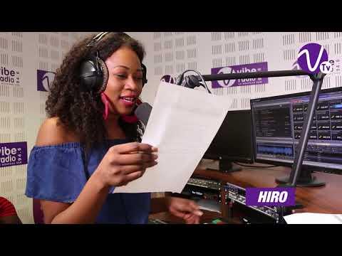 HIRO, il parle de sa famille sur Vibe Radio Côte d'Ivoire