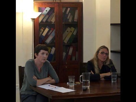 A Theatrics of Complicity -- Fiona Wright and Yael Berda